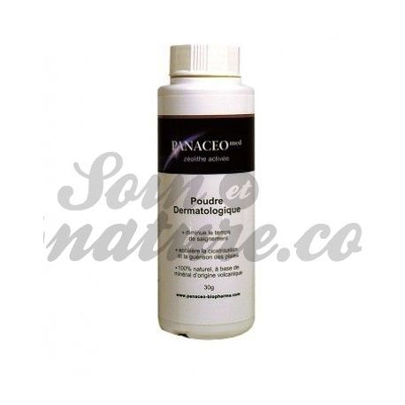 EcoIdées Panaceo Med Dermatologico 360g Polvere