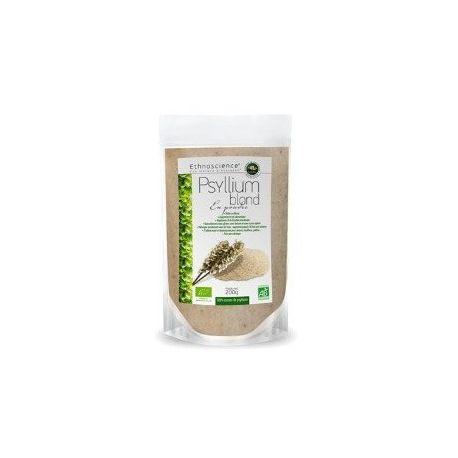 Ecoidées Psyllium Blond en Poudre Bio 200g