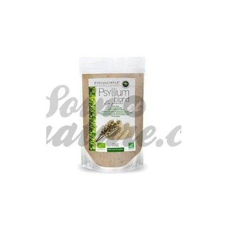 Psyllium Blond Ecoidées pó 200g Bio