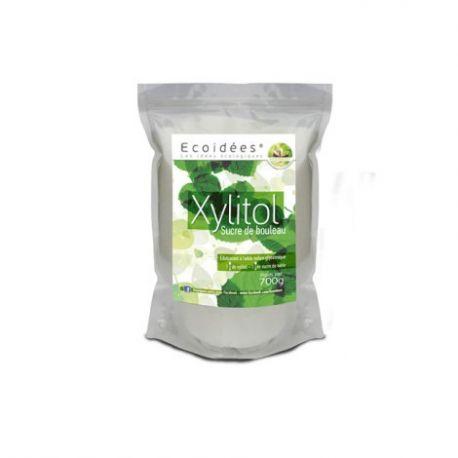 EcoIdées xilitol Birch 700g de açúcar