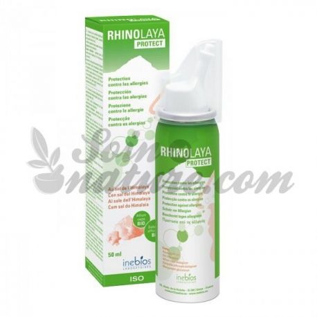 Rhinolaya proteger spray de 50 ml Inebios Alergias