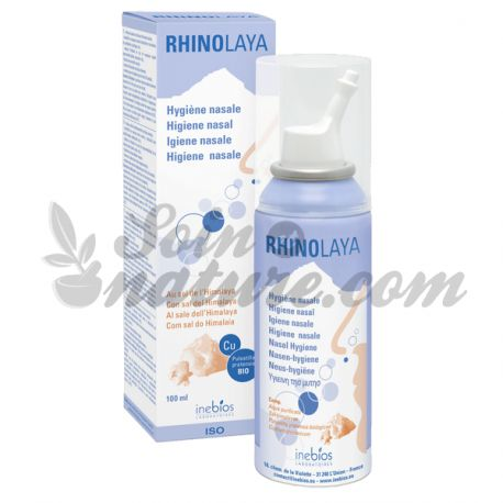 Isotonic Nasal Spray Rhinolaya Hygiene 100ml