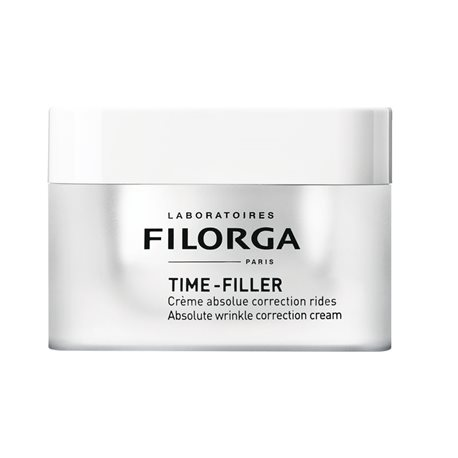 Absolute Time Filler Filorga Cream 50ml Wrinkle Correctie