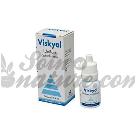 Viskyal Collyre lubrifiant Chien Chat