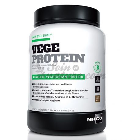 Nhco Vege Protein Vegetarian Protein Dried Pot Chocolate 2.25 kg