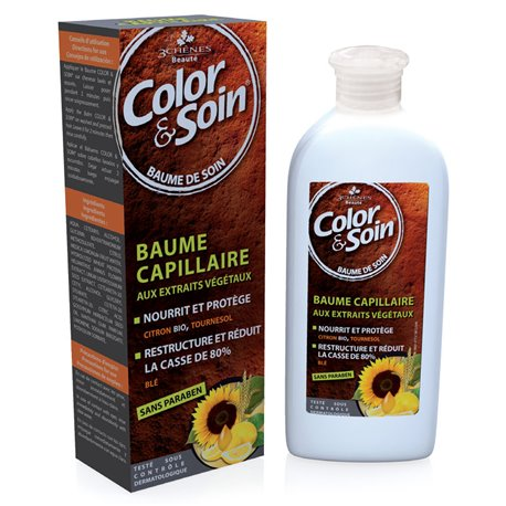 The 3 Oaks Baume & Color Hair Care 250ml