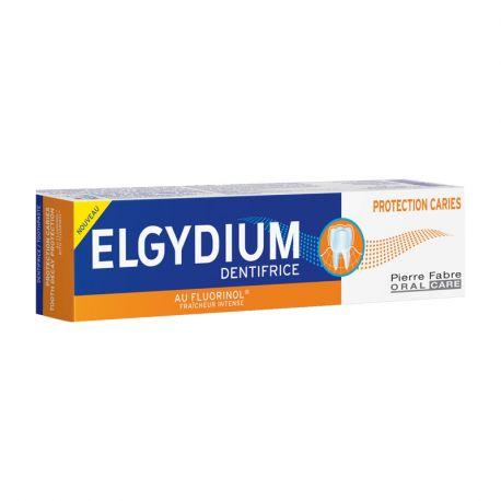 Elgydium pasta dentífrica Protecção cárie 75ml
