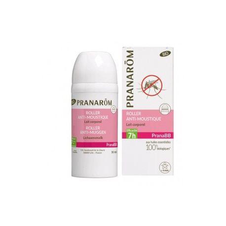 PranaBB Roller Body Lotion 30ml Anti Muggen