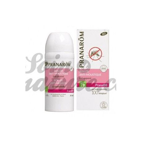 PranaBB rolo Body Lotion 30ml Anti Mosquitos