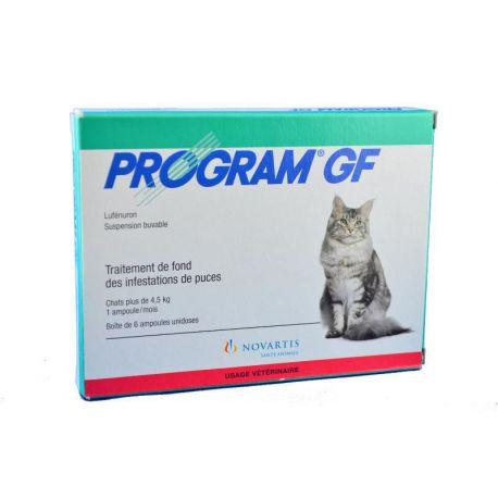PROGRAMMA GF 266 mg CHAT 6 flesjes