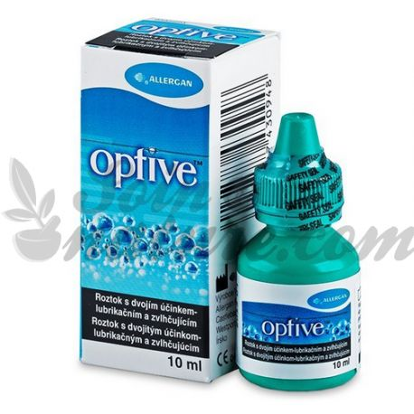 Optive Lens Solution 10ml Comfort