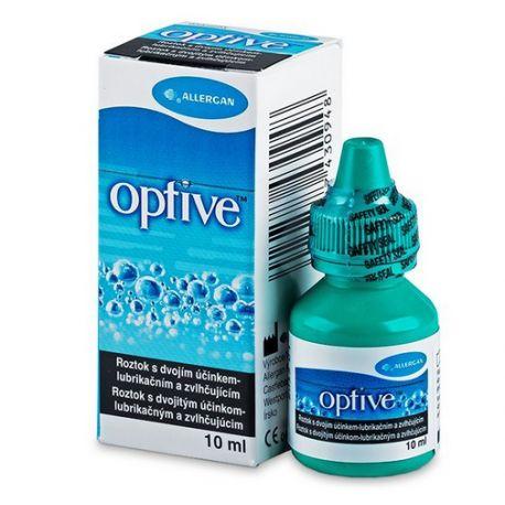 Solució per a lents de Optive Confort 10ml