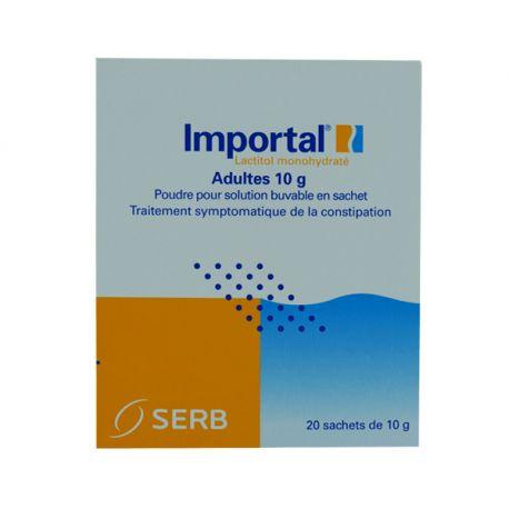 IMPORTAL 10 g Pdr sol buv en sachet B/20