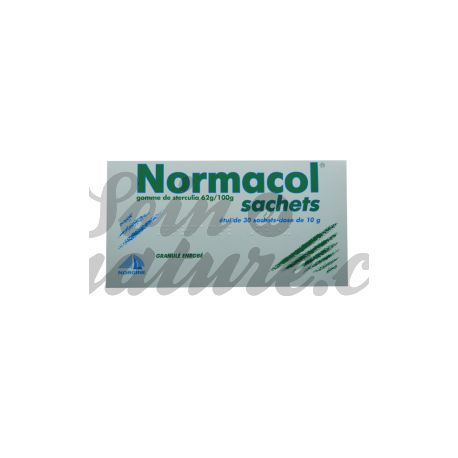 Normacol 62 g / 100 g granulat Rec 30 sobres
