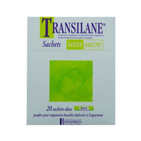 TRANSILANE sugar-free powder oral suspension our opinion