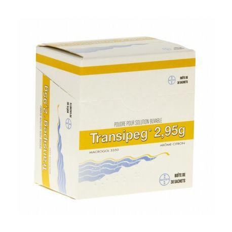 Transipeg 2,95 g de pó oral em solução pacotes