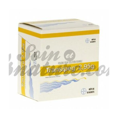 Transipeg 2.95 g oral powder in packets solution