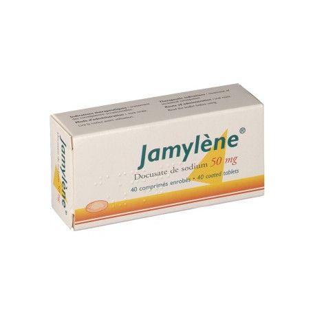 JAMYLENE 50 mg Cpr enr Plq/40