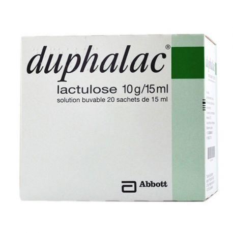 Duphalac 10 g / 15 ml Suspension zum Einnehmen 20Sachets / 15ml