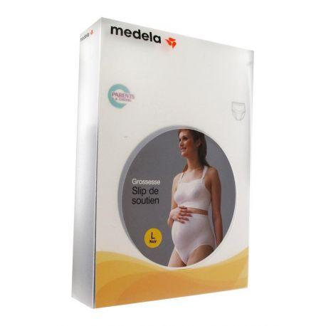 Medela Schwangerschafts-Slip-Schwarz Größe L Schwarz