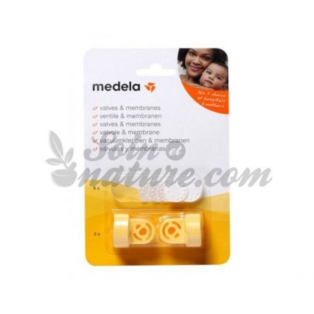 Medela Kit 2 valves and 6 membranes