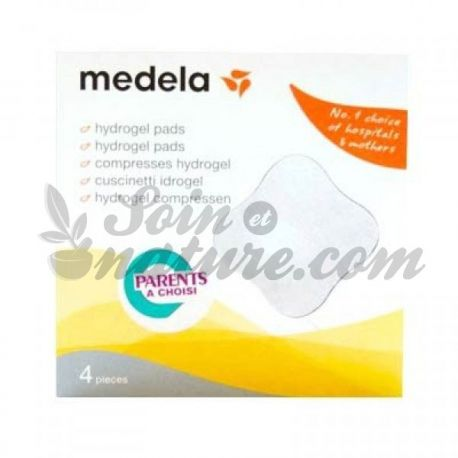 Medela Hydrogel komprimiert Box 4