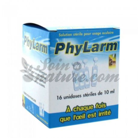 Phylarm 10ml 16 sterile single doses