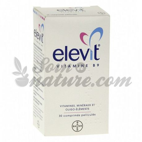 Vitamine B9 Elevit 30 tabletten