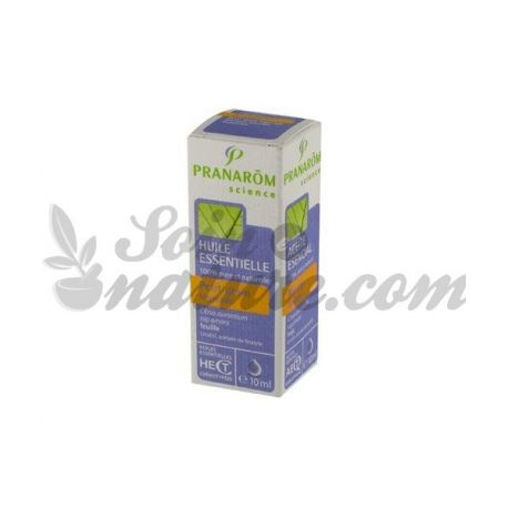 Pranarom Aceite esencial de naranja amarga 10ml petit grain