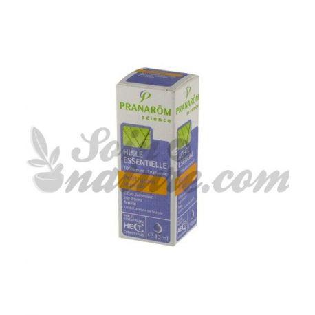 Pranarom Olio essenziale amaro 10ml Arancio Petit Grain