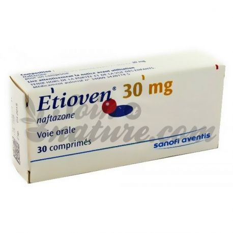 Etioven veinotonic 30 mg 30 Tablets
