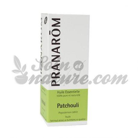 Pranarom esencial 5 ml de aceite de pachuli