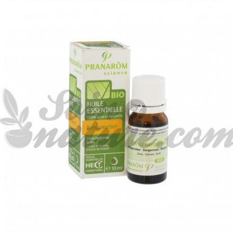 Esencial 10 ml de aceite de bergamota Pranarom