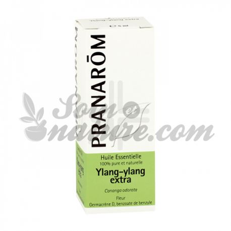 Pranarom Huile Essentielle Ylang-ylang Extra 5ml