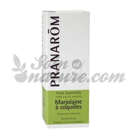 Pranarom olio essenziale Maggiorana Coquille 5ml