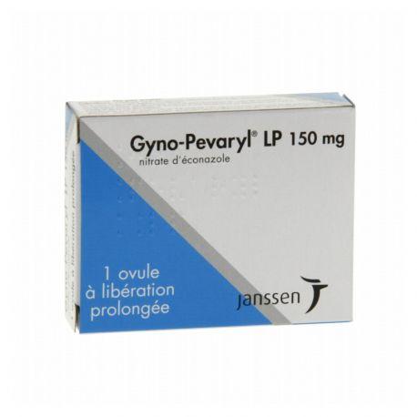 Gyno Pevaryl LP-150 mg 1 ÒVUL