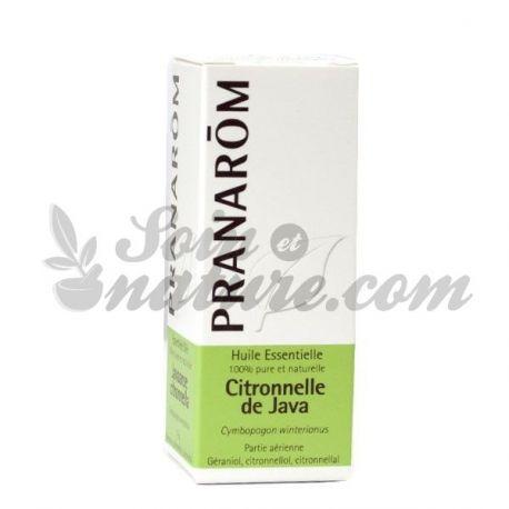 Pranarom Zitronengras ätherisches Öl 10ml Cymbopogon winterianus