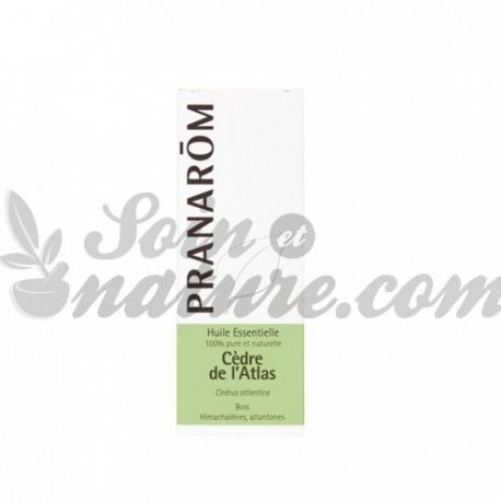 Pranarom Essential Oil Cedar Atlas 10ml