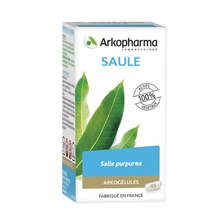 Arkogélules Willow Arkopharma 45 capsules