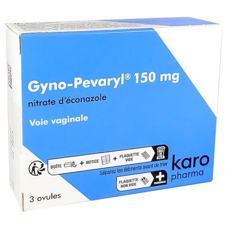 GYNO Pevaryl 150 mg 3 OVA