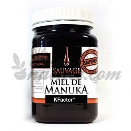 Miele di Manuka selvaggio KFactor 16 250g