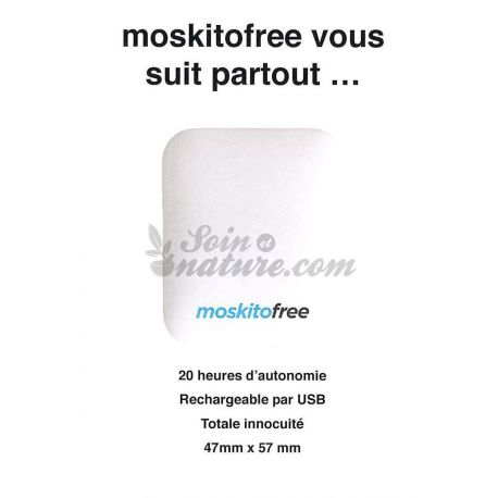 Difusor eléctrico Moskitofree mosquito USB