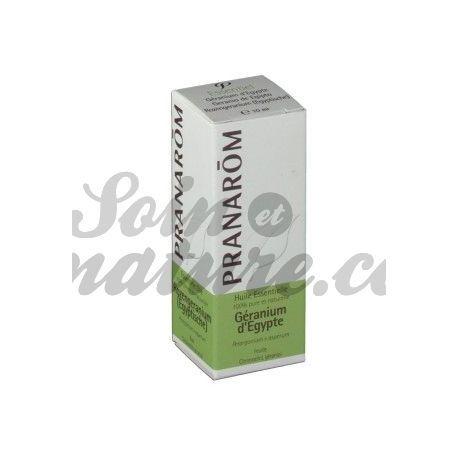 Pranarom Huile Essentielle Géranium Egypte 10ml