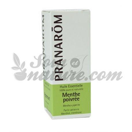 Menta piperita olio essenziale Pranarom 10ml