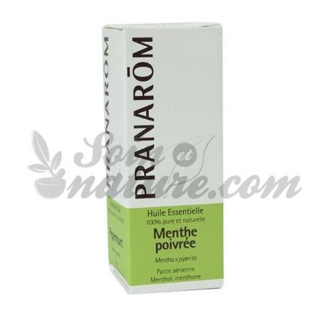 Peppermint Essential 10ml de óleo Pranarom
