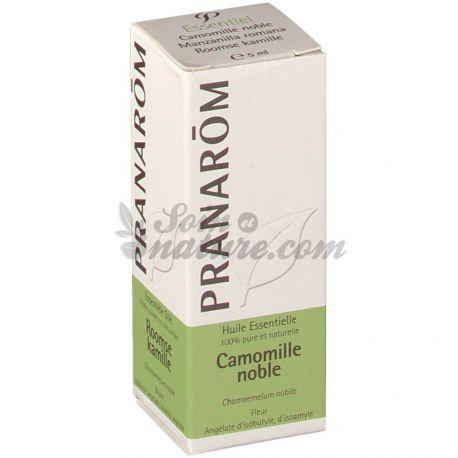 Pranarom Aceite esencial de manzanilla 5ml Noble