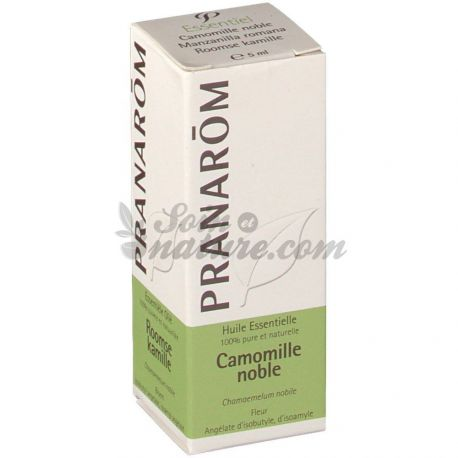 Pranarom Essencial óleo de camomila 5ml Noble