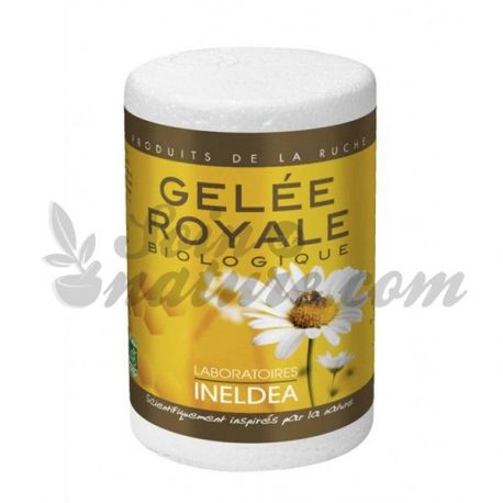 Ineldea Organic Royal Jelly 25g