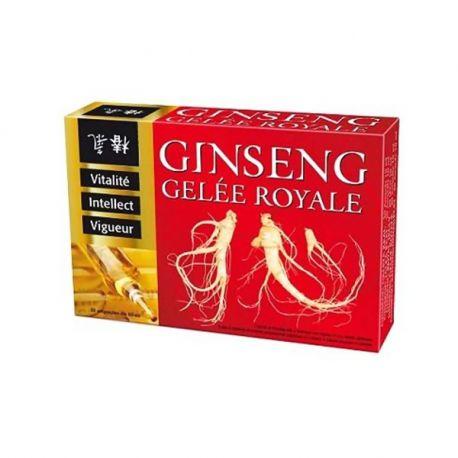 Ineldea Ginseng Gelée Royale 20 Ampoules