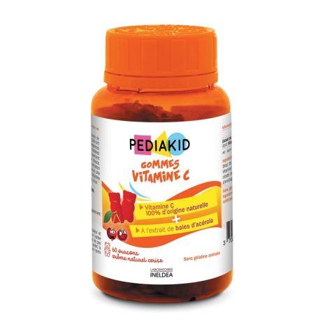 PEDIAKID Gums kind vitamine C / 60